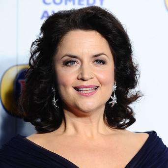 Ruth Jones plays the lead role in Sky 1 HD show Stella