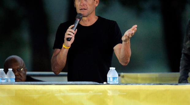 Lance Armstrong is expected to discuss the doping scandal that has overshadowed his cycling career when he sits down for an interview with Oprah Winfrey