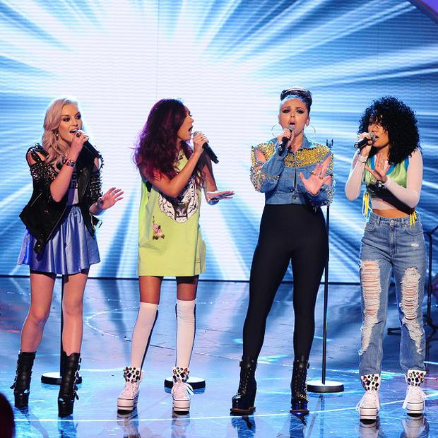 Little Mix are hoping to crack the US market