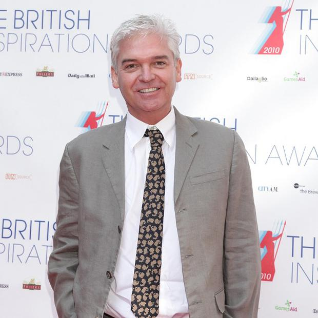 Phillip Schofield reckons Samia Ghadie could win Dancing On Ice