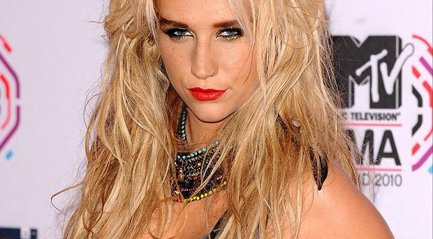 Kesha is among the performers celebrating Obama's second term