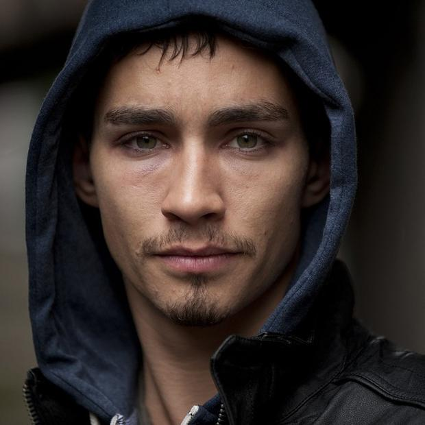 Robert Sheehan of crime drama Love/Hate is in line for an Irish Film and Television Award