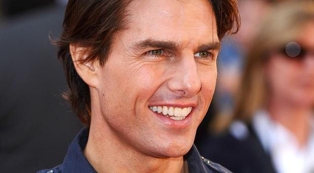 Tom Cruise has been promoting new film Jack Reacher