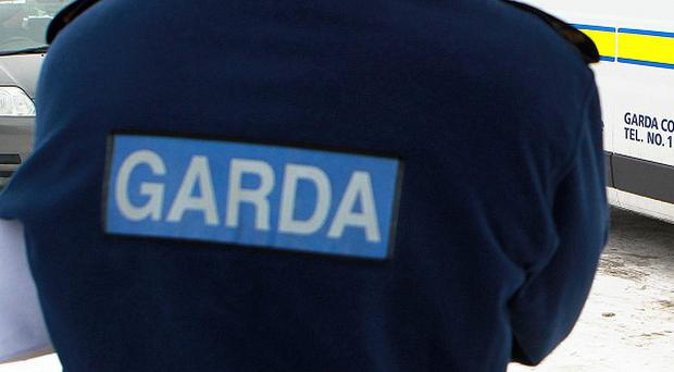 A Garda spokesman said a youth was returning home from school when he was stabbed