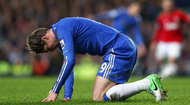 Fernando Torres was booed by Chelsea fans in their match against Swansea