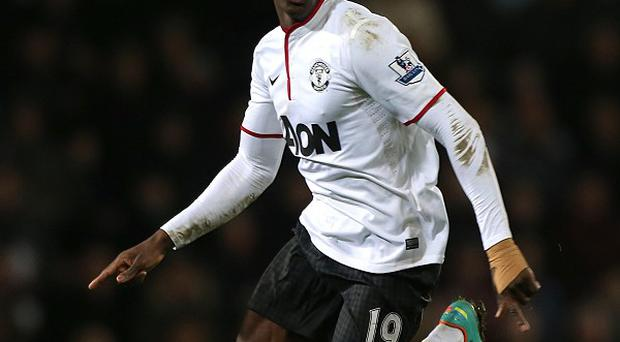 Danny Welbeck has fallen down the pecking order of strikers at Manchester United