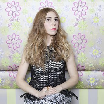 Zosia Mamet stars in hit HBO comedy series Girls