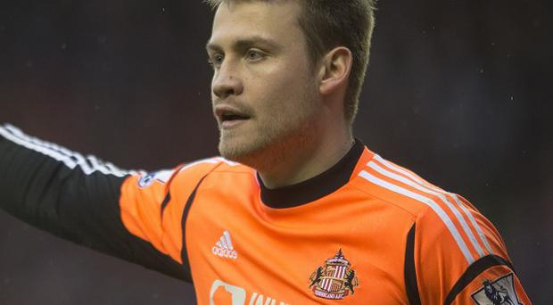 Simon Mignolet has won the North-East Football Writers' Association's Player of the Year award