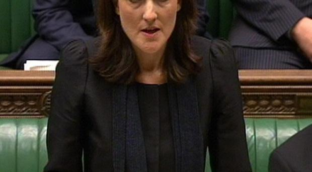 Northern Ireland Secretary Theresa Villiers has made a statement to the House of Commons on the unrest in Belfast
