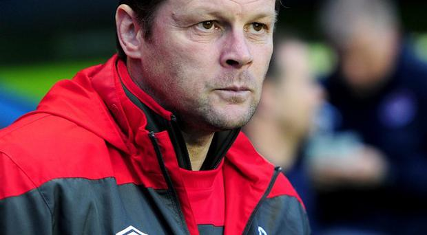 Steve Cotterill has signed a short-term deal as part of QPR's backroom staff