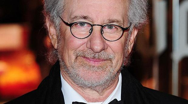 Steven Spielberg said Robopocalypse hasn't been put on hold for good