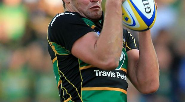 Calum Clark wants to let his rugby do the talking after being handed an England call-up