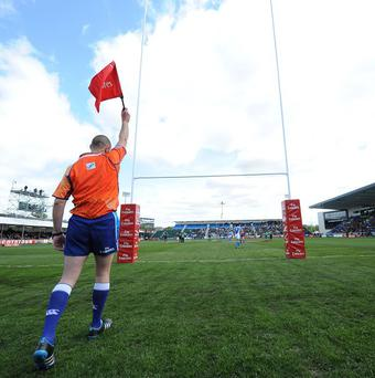 The IRB are keen to offer more assistance to officials by using technology
