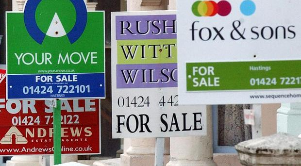 A report found many 'second steppers' face a struggle to move up the property ladder