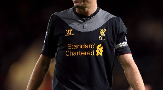 Steven Gerrard has scored three goals in his last four league visits to Old Trafford