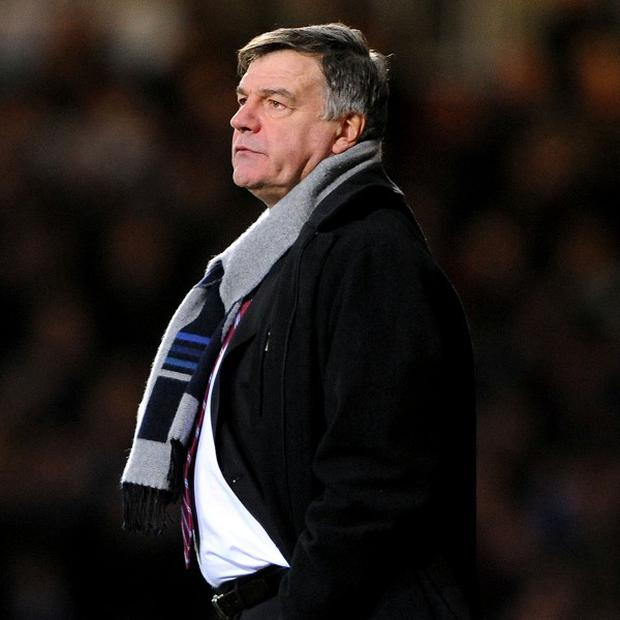 Sam Allardyce, pictured, has added to his January recruits by landing Wellington Paulista
