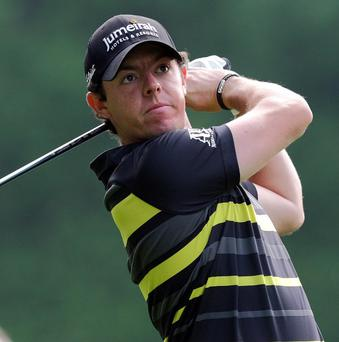 Rory McIlroy can choose between representing Team GB or Ireland at the 2016 Olympics