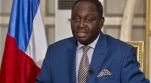 A peace deal in the Central African Republic will allow President Francois Bozize to stay in office (AP)