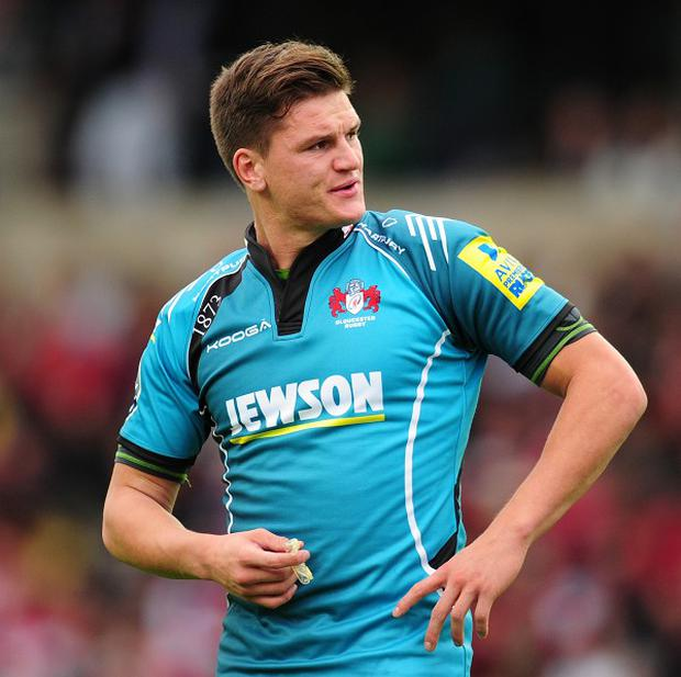 Freddie Burns was in impressive form with the boot to lead Gloucester to victory