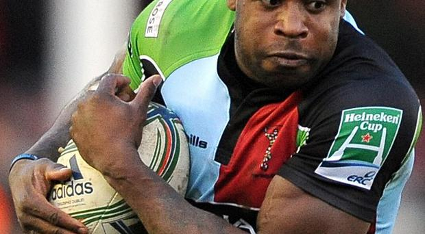 Ugo Monye scored a try as Quins defeated Connacht