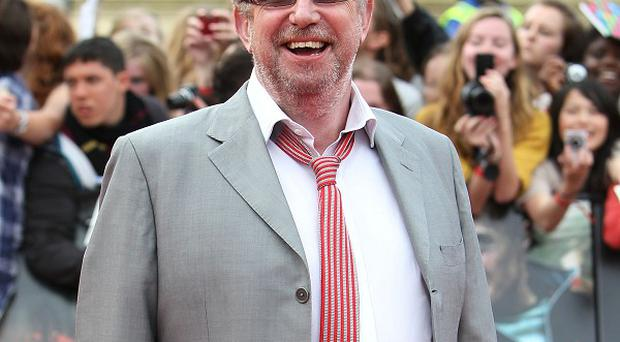 Mark Williams likes to remind people he is an actor, not a comedian