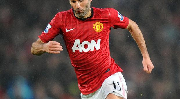Ryan Giggs has made 16 appearances in all competitions for Manchester United this season