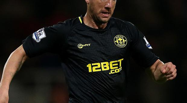 Ivan Ramis could be facing a lengthy spell on the sidelines