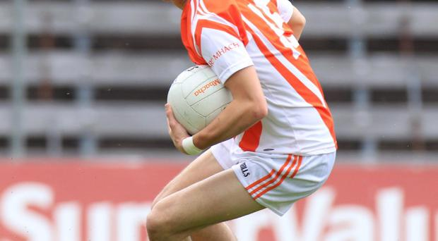 Jamie Clarke has committed himself to Armagh