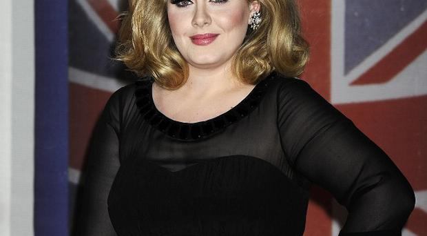 Adele is delighted with her Oscar nomination for Skyfall