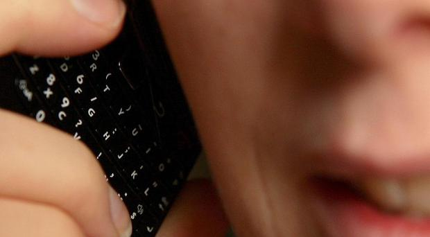 Figures show an increase in the number of calls to St Patrick's Mental Health Support Service