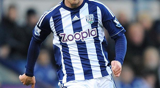 Graham Dorrans could be the only player departing via The Hawthorns exit door this January