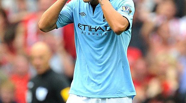 Jack Rodwell concedes his Manchester City career has not got going yet
