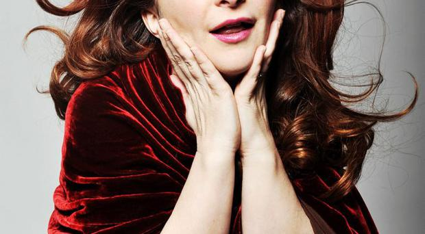 Stand-up: Comedienne Lucy Porter