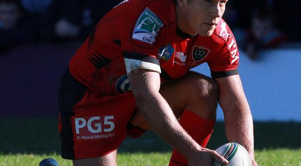 Jonny Wilkinson was disappointed with the way Toulon finished the game