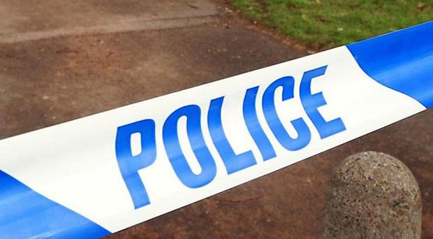 A pipe bomb was found near a police base in Tandragee last month