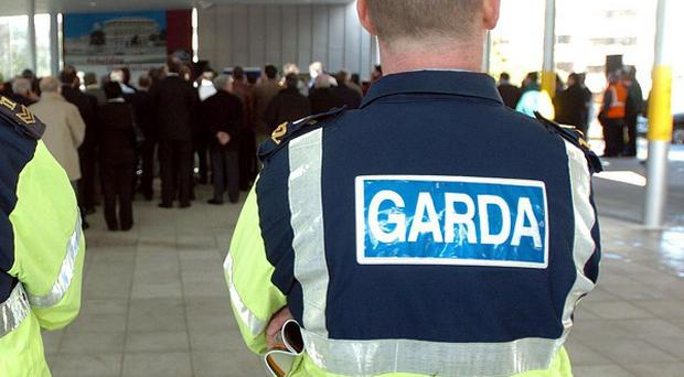 Garda are investigating after shots were fired into a house in Longford