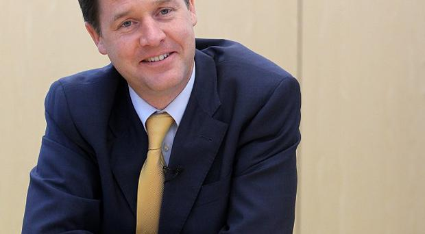 Deputy Prime Minister Nick Clegg told Lib Dems to vote against boundary change blans