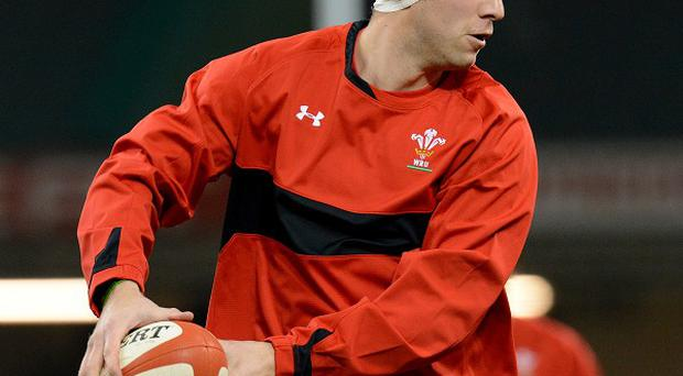 Ryan Jones is the latest Wales player to go down with an injury