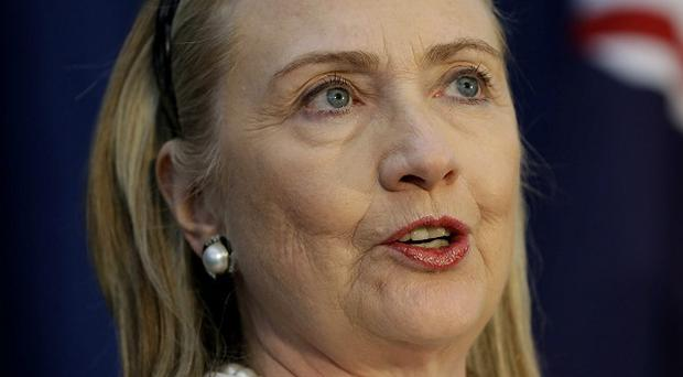 Hillary Clinton is to appear before the House Foreign Affairs Committee on January 23 (AP/Matt Rourke)