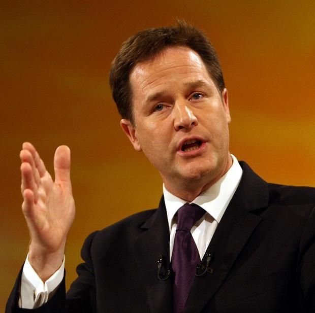 Nick Clegg warned that Britain should not 'do anything to jeopardise our leadership' in Europe