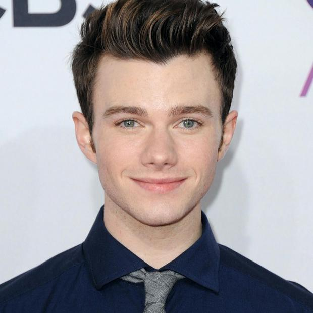 Chris Colfer was thrilled that Rebel Wilson signed up for his film