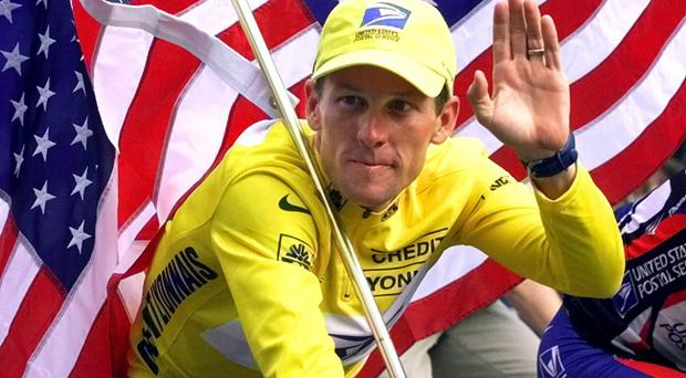 Lance Armstrong has been stripped of his seven Tour de France titles