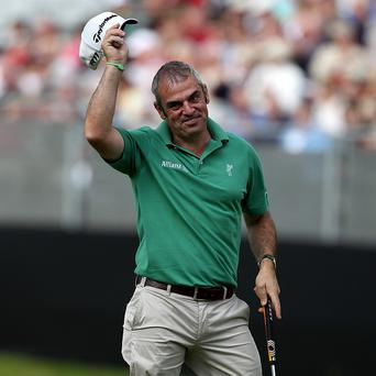 Rory McIlroy rates Paul McGinley, pictured, as 'the best' captain he has played under