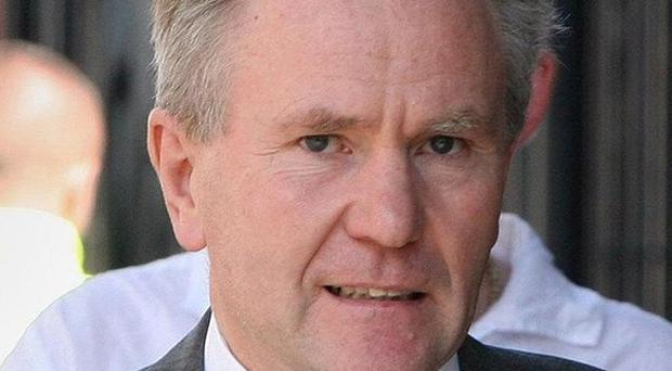 Coroner John Leckey found William McMillan had drowned after slipping in to a slurry pit