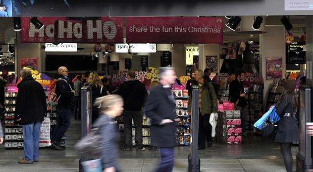 HMV stores will remain open while Deloitte attempts to find a buyer for some or all of the business