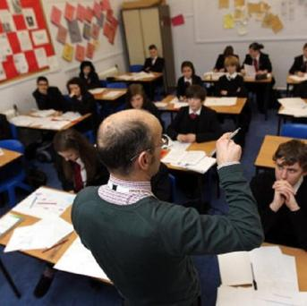 Teachers' pay will be linked to their performance from this autumn