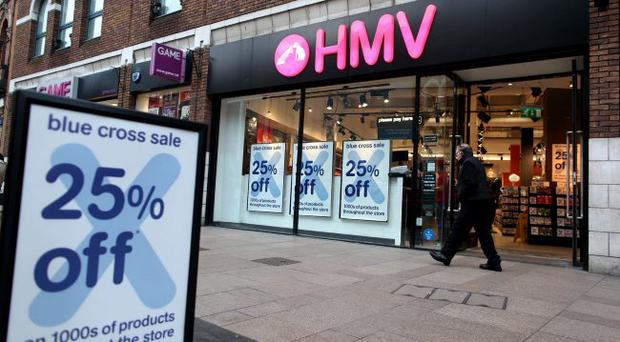 HMV in Belfast faces closure if a buyer can't be found for the iconic brand which has survived 92 years but seems doomed in an era of internet downloads