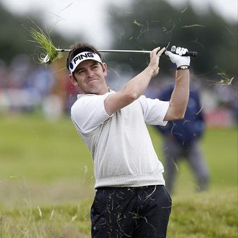 Louis Oosthuizen battled back from five down to win the Volvo Golf Champions