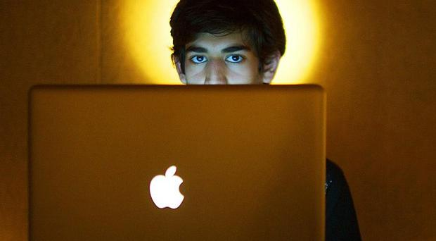 Internet activist Aaron Swartz was found dead in his New York apartment (AP/The New York Times, Michael Francis McElroy)