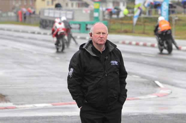 NW 200 chief Mervyn Whyte fear race losses